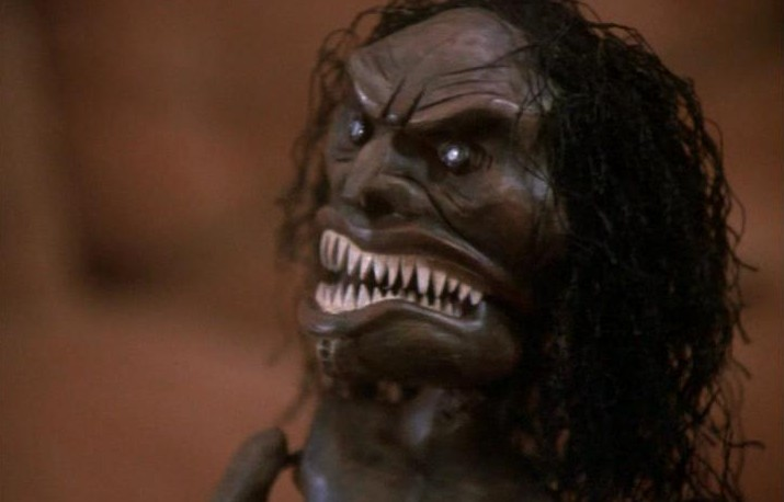 trilogy of terror horror anthology film