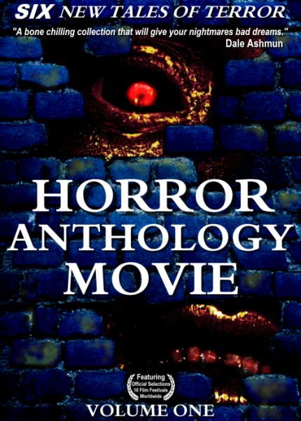 horror anthology movie dvd