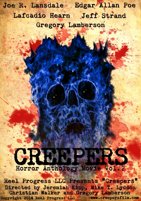creepers horror anthology
