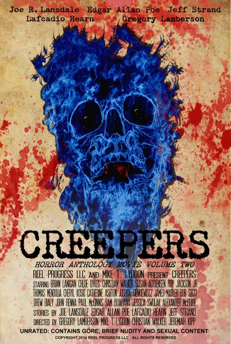 theatrical poster creepers film