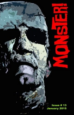 monster! horror magazine