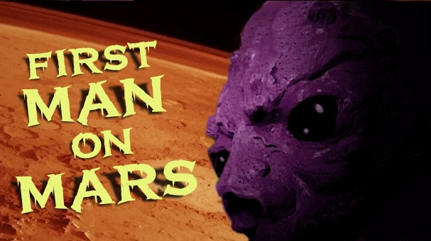 first man on mars movie