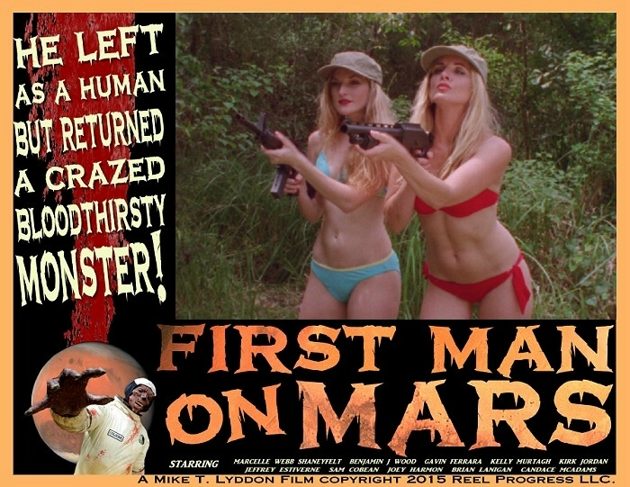 girls and guns from first man on mars