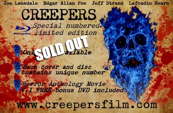 creepers bluray soldout