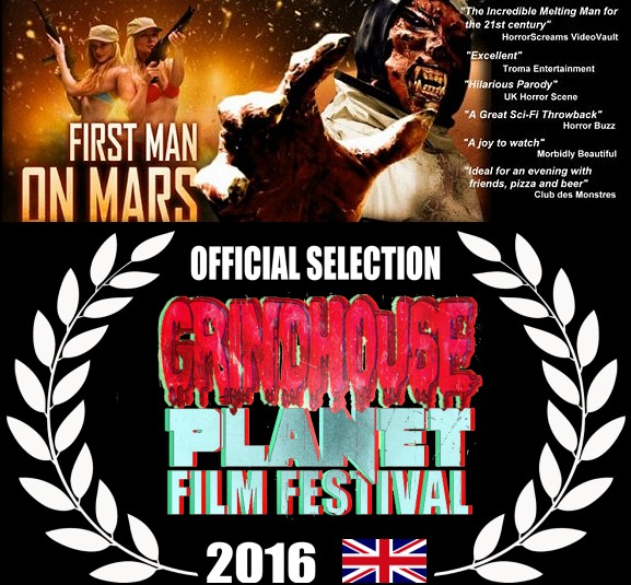first man on mars official selection uk film festival