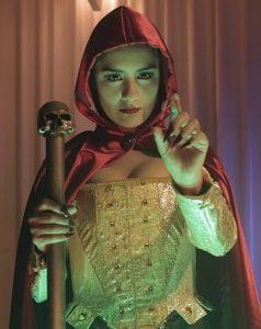 witch tales mayella lloclla