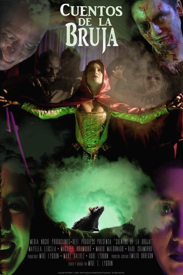 Cuentos de la Bruja - Witch Tales