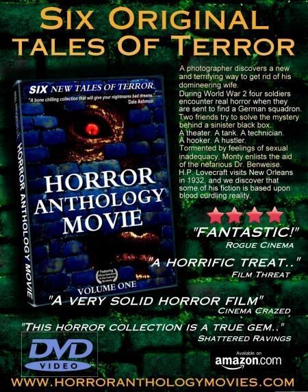 indie horror movie sale