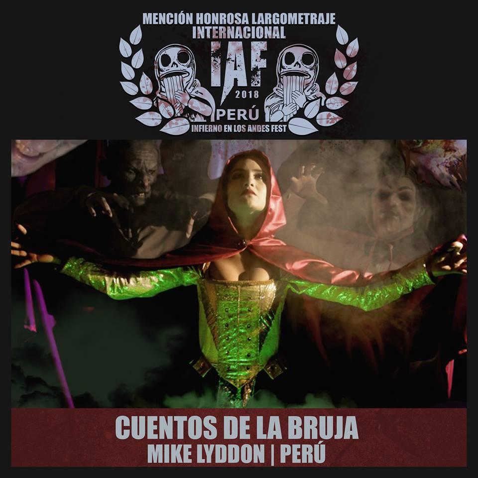 Cuentos de la Bruja wins in film festival