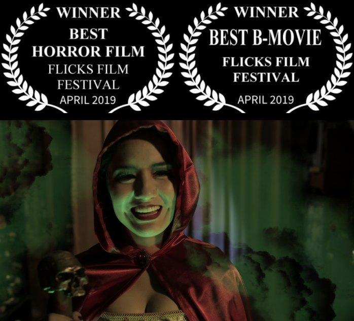 cuentos de la bruja wins at flick film fest london