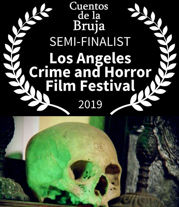 cuentos de la bruja los angeles crime and horror film festival
