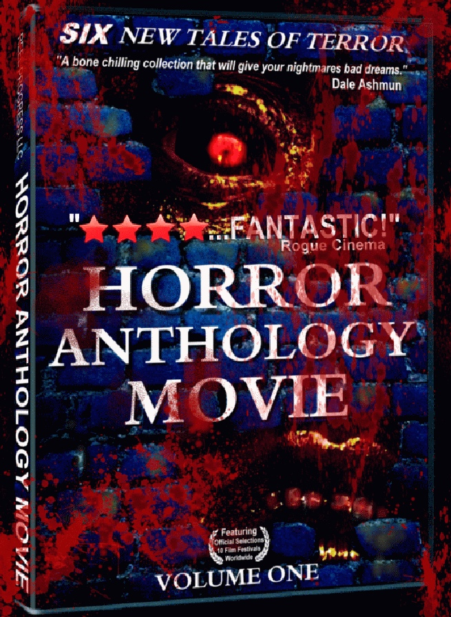 horror anthology movie DVD on ebay