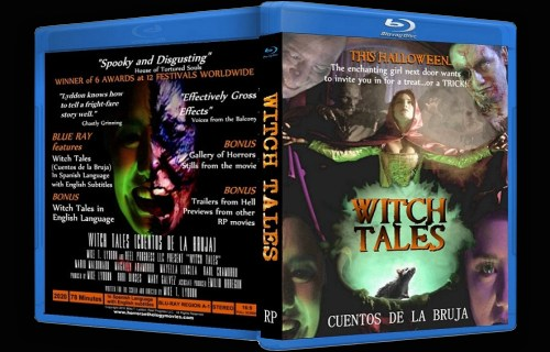 witch tales blu-ray