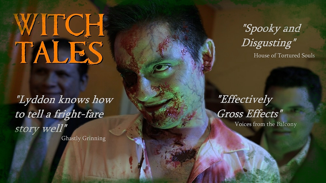 Witch Tales horror anthology movie