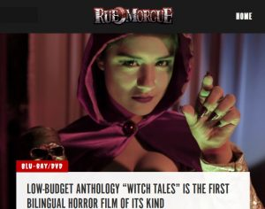 Rue Morgue review Witch Tales 2020