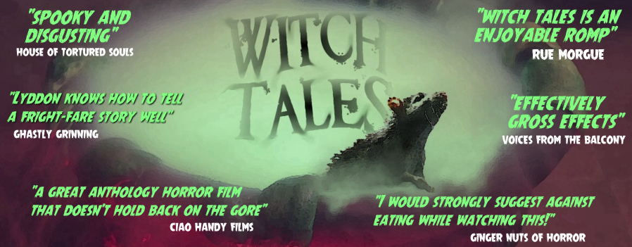 pre-code horror comic book witch tales anthology