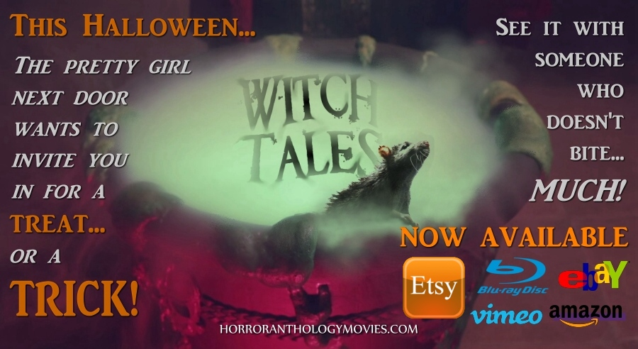 Witch Tales blu-ray on Etsy and Ebay