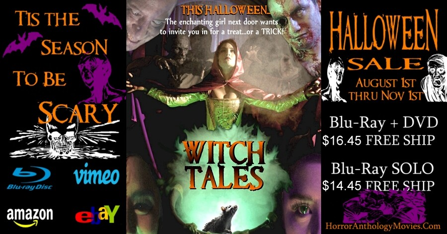 halloween movie sale witch tales