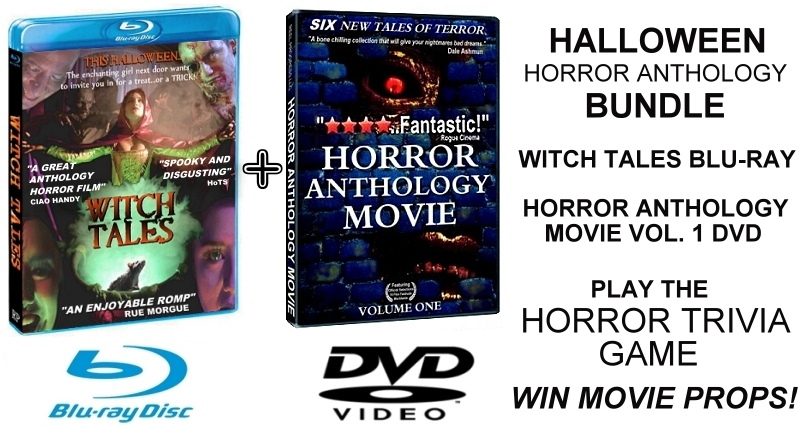 witch tales horror anthology movie combo