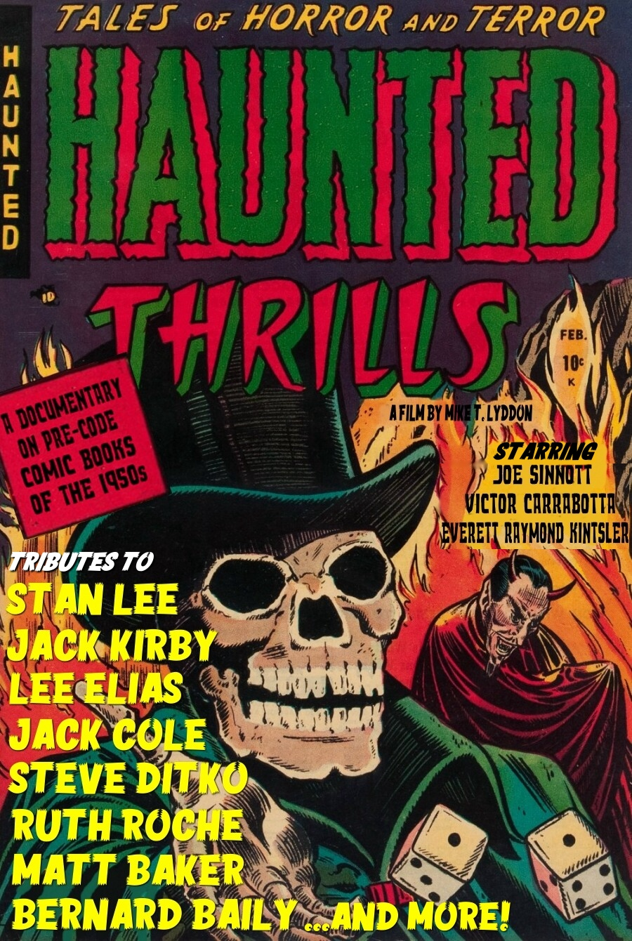 haunted thrills official selection film festival