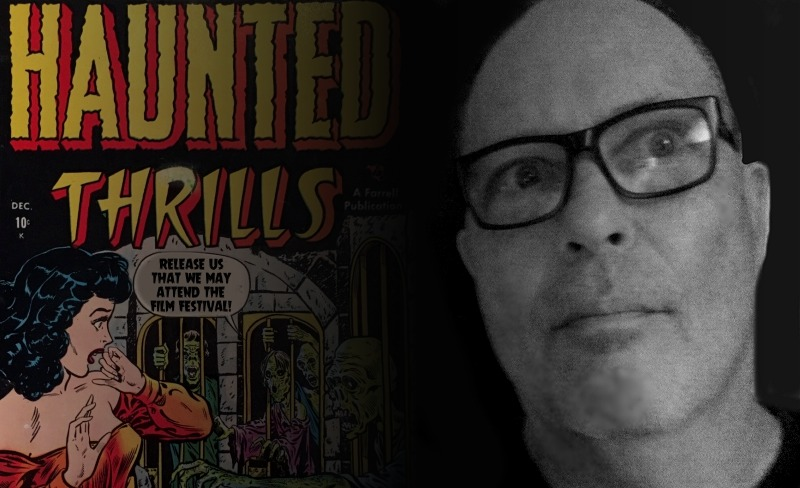 Mike Lyddon Haunted Thrills documentary