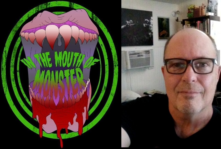 Mike Lyddon In the Mouth of Monster interview
