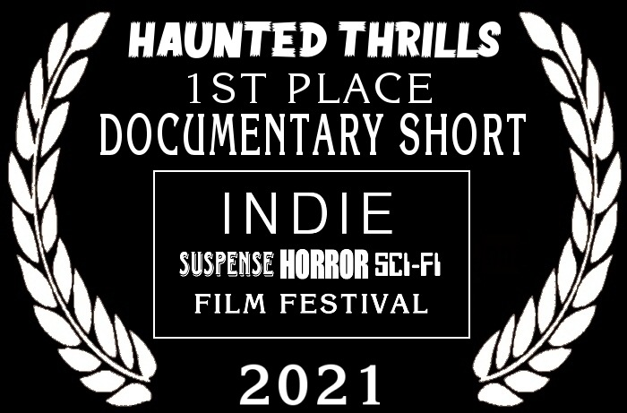 mike lyddon's documentary haunted thrills wins at film festival