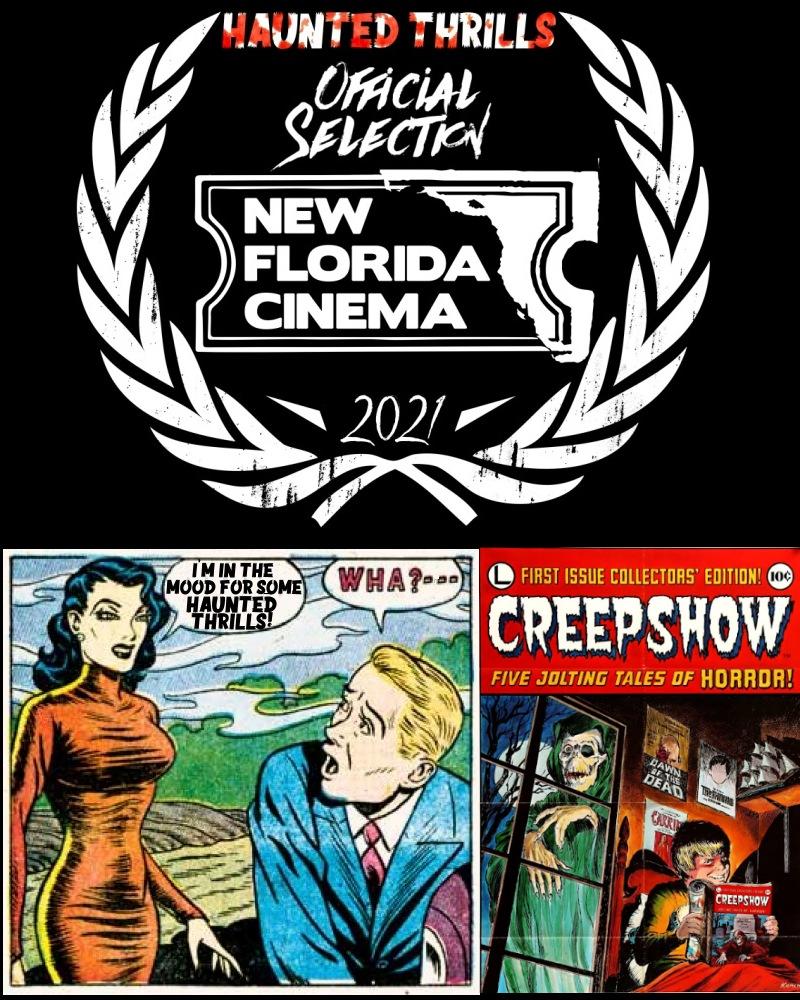 haunted thrills opens for creepshow at florida film festival